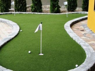 Putting Green Kits – Finding a Suitable Kit for Your Needs