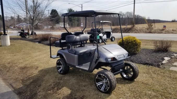 EZ Go Golf Cart Parts – Staying Cost Efficient When Finding Parts